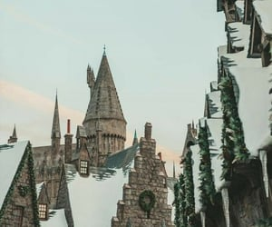 Magical Winter world of Harry Potter ❤️