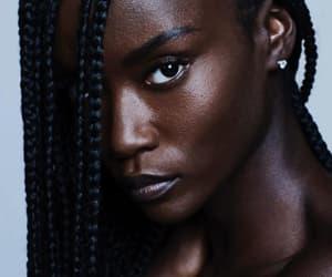 braid, beauty, and fashion image