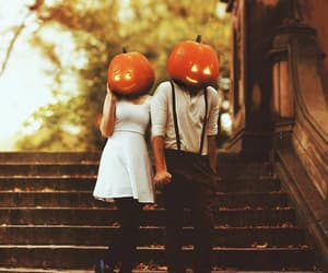 Halloween and holding hands image