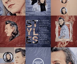 aesthetic, graphic, and Harry Styles image