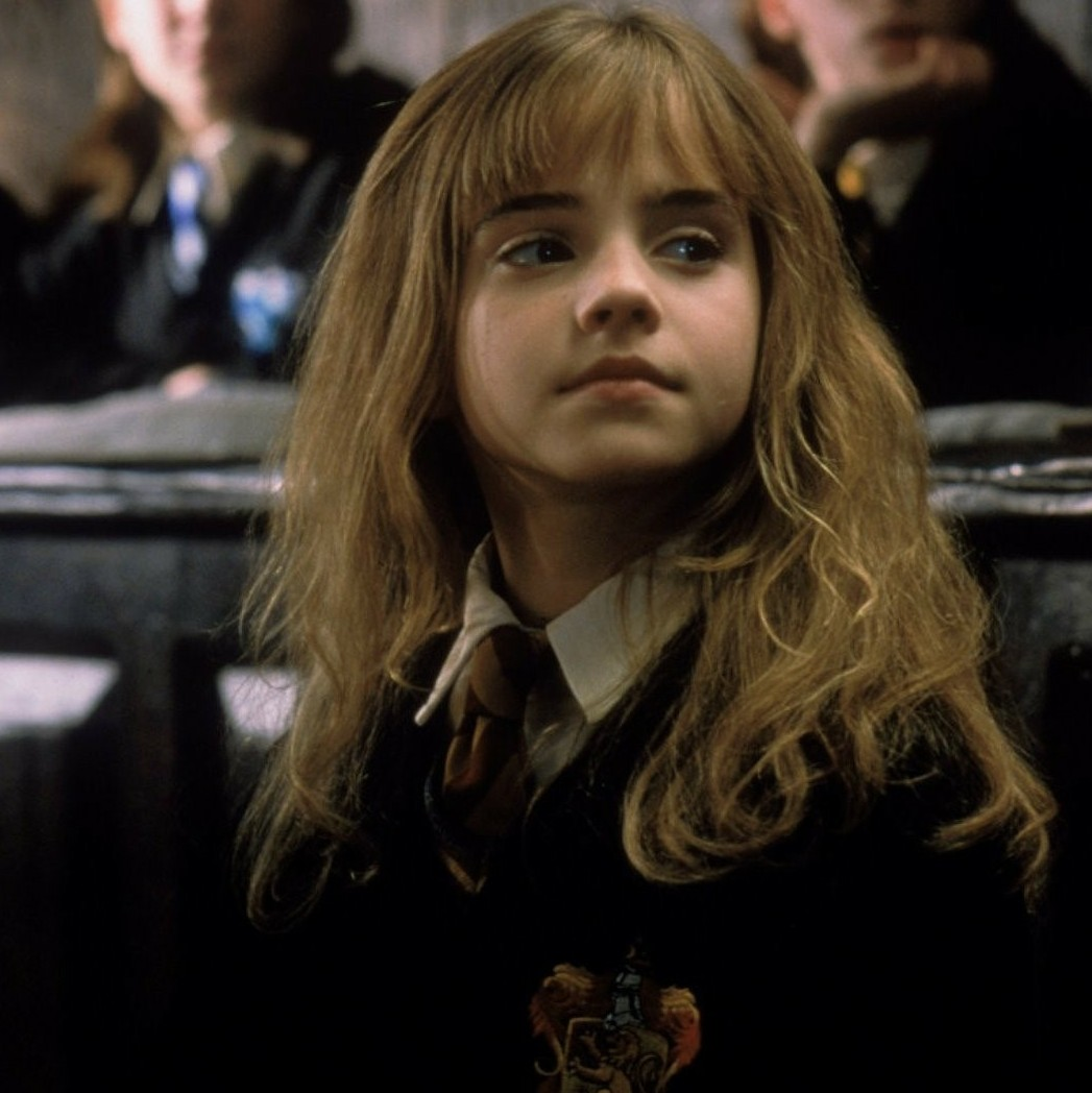 emma watson, harry potter, and hermiona granger image