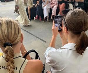 fashion, chanel, and fashion show image