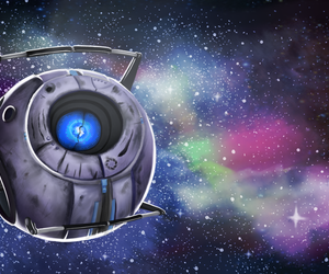 portal 2 and wheatley image