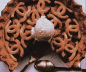 chanel, chic, and food porn image