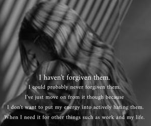 broken, move on, and quotes image