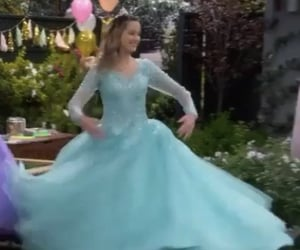 ball gown, dress, and rare image