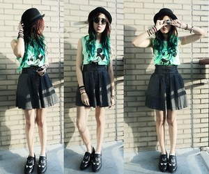 clothes, grunge, and cute image