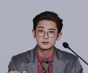 kpop, parkchanyeol, and exo image