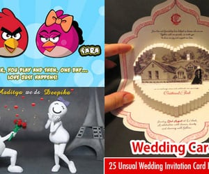 design, graphic design, and wedding invitation card image