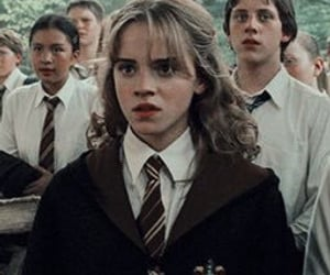 aesthetic, film, and hermione image