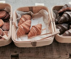 croissant, foodgasm, and croissant food delicious image