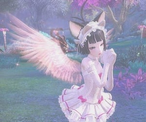 aesthetic and fairy image