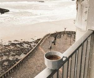 beach, sea, and style image