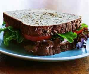 sandwiches, breakfast, and instafood image