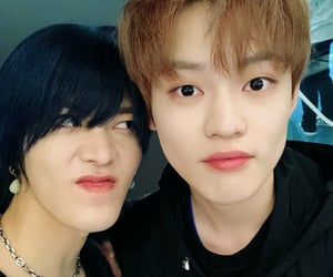 chenle, yuta, and nct image