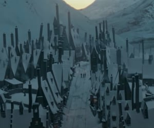 harry potter, order of the phoenix, and hogsmeade image