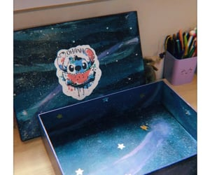 art, disney, and lilo image