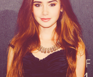 lily collins, beautiful, and pretty image