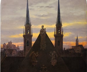19th century, cityscape, and art image