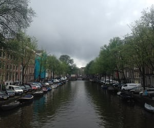 amsterdam, fall, and netherlands image