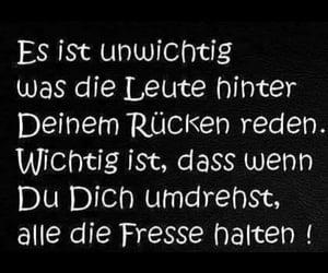 deutsch, spruch, and falsch image