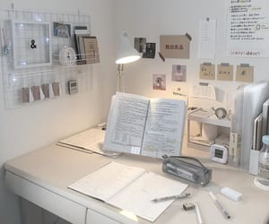 study, work, and desk image