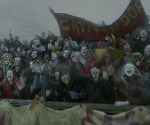 gryffindor, half blood prince, and quidditch image