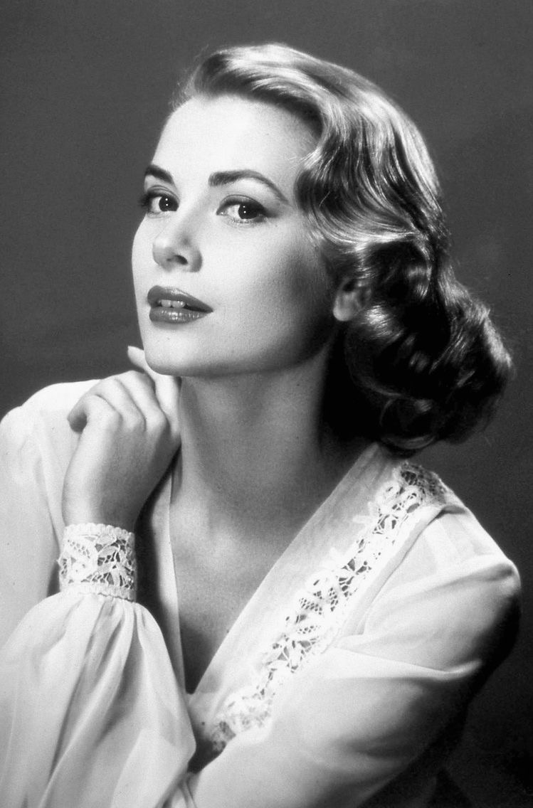 grace kelly, actress, and vintage image