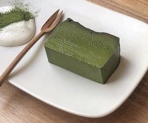food, green, and matcha image