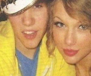 justin bieber and Taylor Swift image