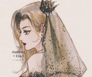 ariel, jasmine, and elsa image