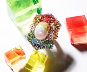 bling, jewellery, and jewelry image