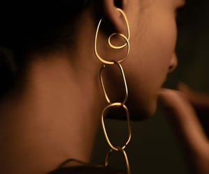 accessories, earrings, and bijoux image