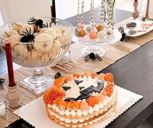 autumn, cake, and dessert image