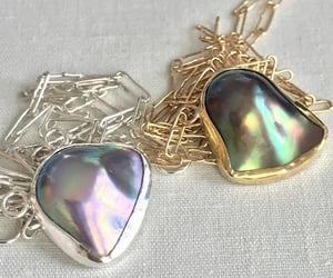 bijoux, iridescent, and bling image