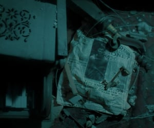 half blood prince, harry potter, and newspaper image