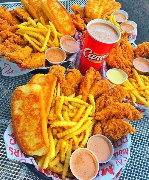 food, fast food, and fries image