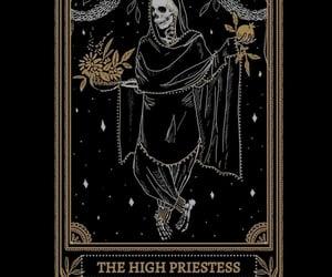 dark, magic, and tarot image