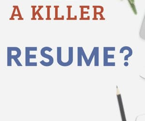 resume writing and how to write a resume image