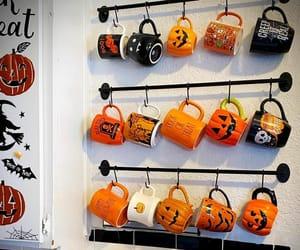 Halloween, pumpkin, and pumpkins image
