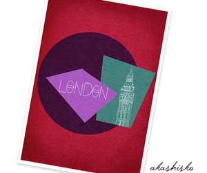 Big Ben, greeting card, and inspiration image
