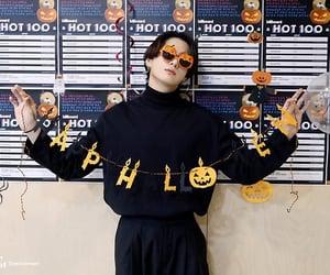 Halloween, jk, and bts image