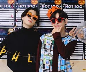 jungkook, taehyung, and vkook image