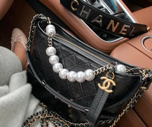 accessories, bag, and chanel image