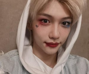 felix, stray kids, and skz image