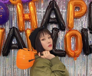 Halloween, happy, and october image