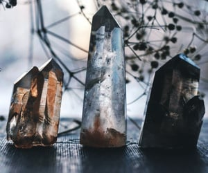 crystals, healing, and wicca image