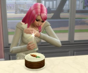 autumn, cake, and carrot image