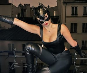 autumn, cat woman, and costumes image