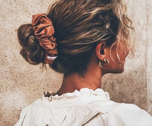 hair, fashion, and blonde image
